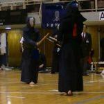 リバ剣が良い面を打つための具体的方法【中段の構え】