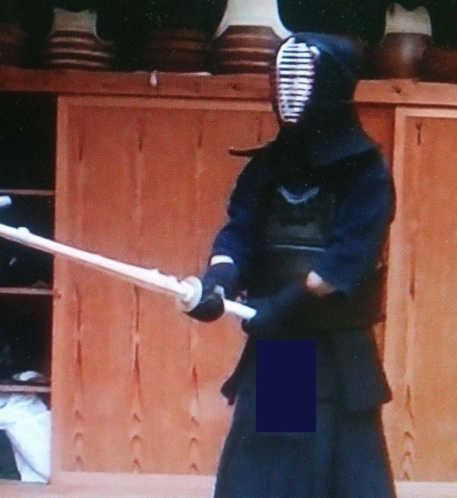 剣道 「打突フォーム」構えを考察する