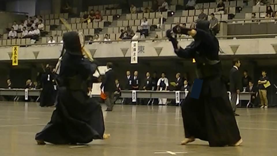 剣道試合1