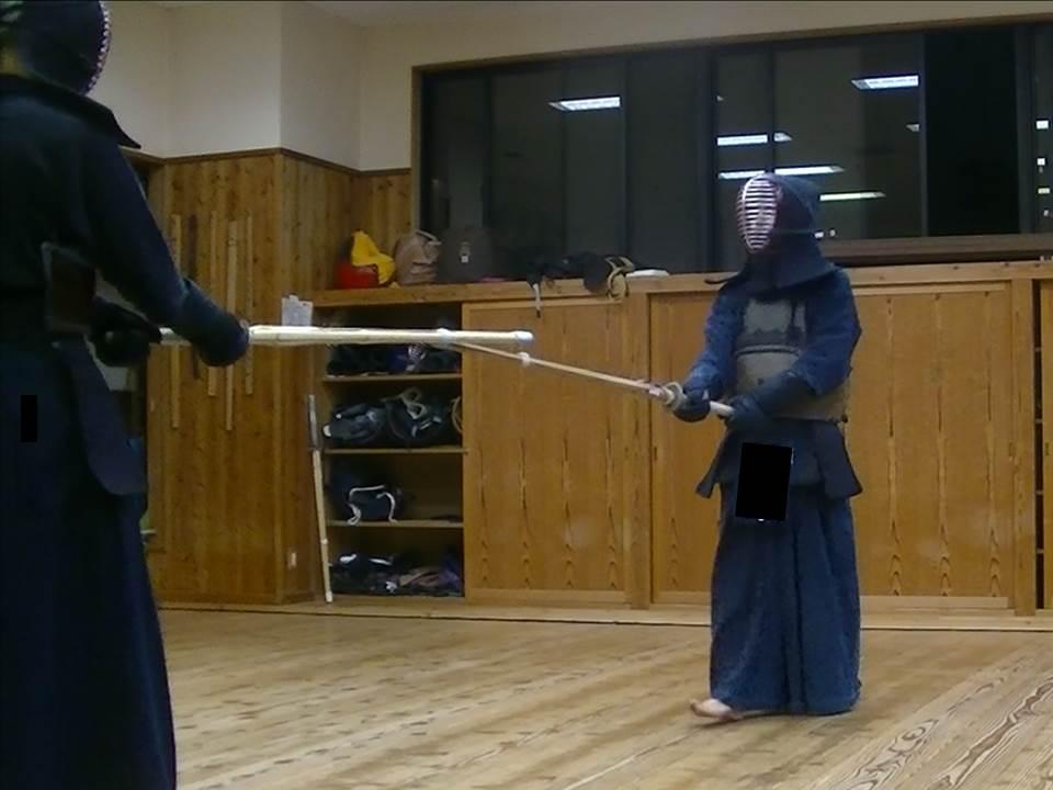 〈中段の構えまとめ〉リバ剣が良い面を打つための具体的方法【重要】