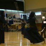 「出鼻面」の巻 平成28年度東京都某区剣道連盟選手権大会