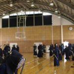 「関東実業団剣道大会2017」へ向けての合同練習試合に飛び入り参加!