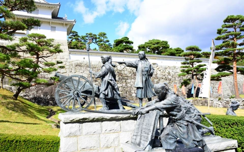 【ニュース】「二本松少年隊」をしのび 剣道で学ぶ