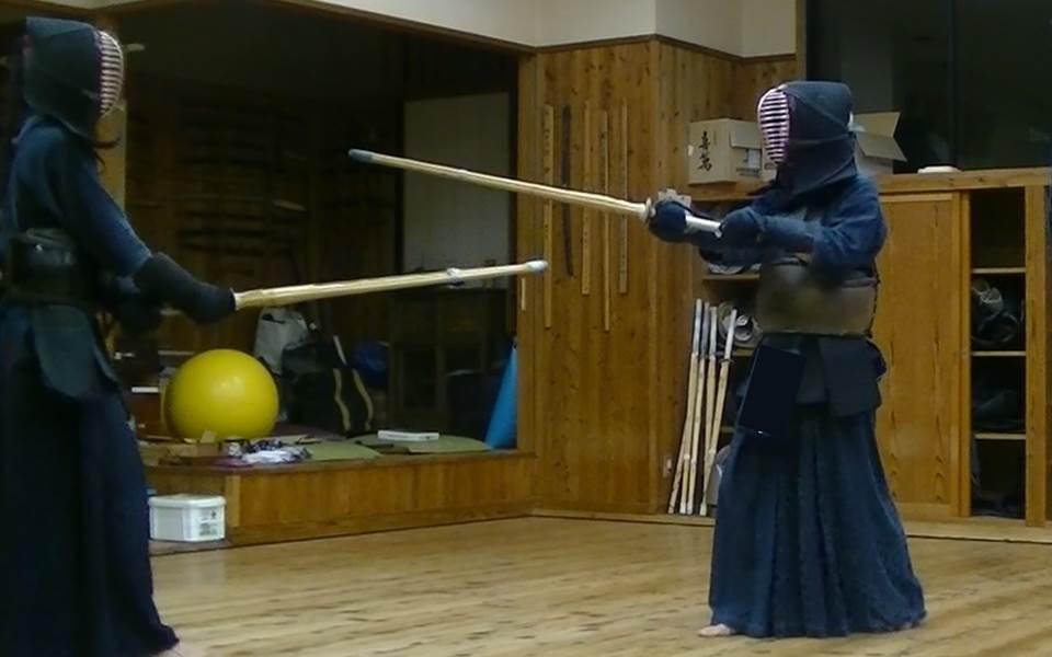 「妹尾舞香」選手 【くの字防御】の衝撃 今宿少年剣道部・中村学園剣道部