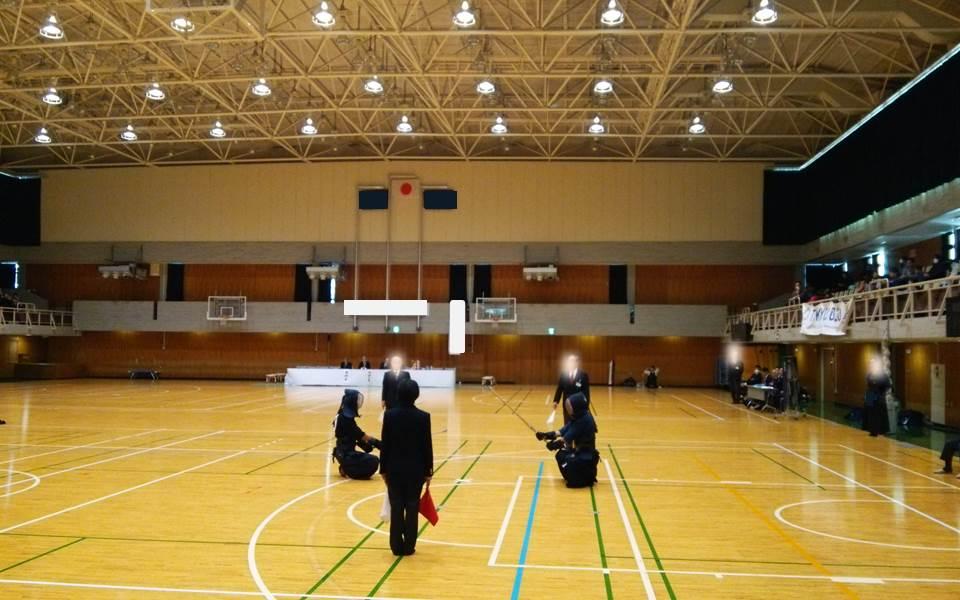打たれて感謝(涙)の巻 平成29年度東京都某区剣道連盟選手権大会