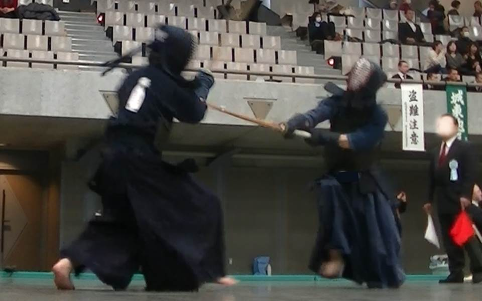 地力の違いがはっきりでちゃったの巻 第66回東京都剣道大会 2018